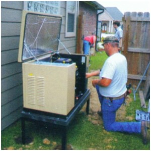 how to fix a generator with no power